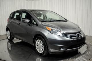 Used 2016 Nissan Versa Note SV A/C BLUETOOTH CAMERA DE RECUL for sale in St-Hubert, QC