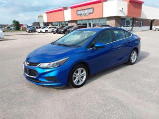 Used 2016 Chevrolet Cruze LT 4dr FWD Sedan for sale in Steinbach, MB
