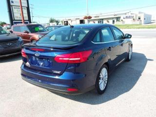 Used 2016 Ford Focus Titanium 4dr FWD Sedan for sale in Steinbach, MB