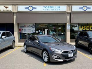Used 2013 Hyundai Genesis Coupe 6 Speed Manual for sale in Vaughan, ON