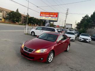 Used 2012 Lexus IS 250 for sale in Toronto, ON