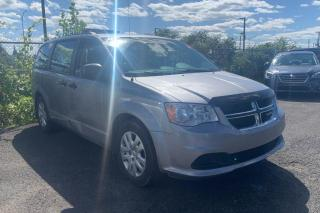 Used 2019 Dodge Grand Caravan SE A/C GROUPE ELECTRIQUE 7 PASS for sale in St-Hubert, QC