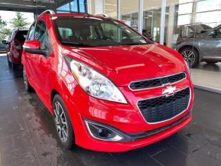 Used 2014 Chevrolet Spark LT for sale in Edmonton, AB