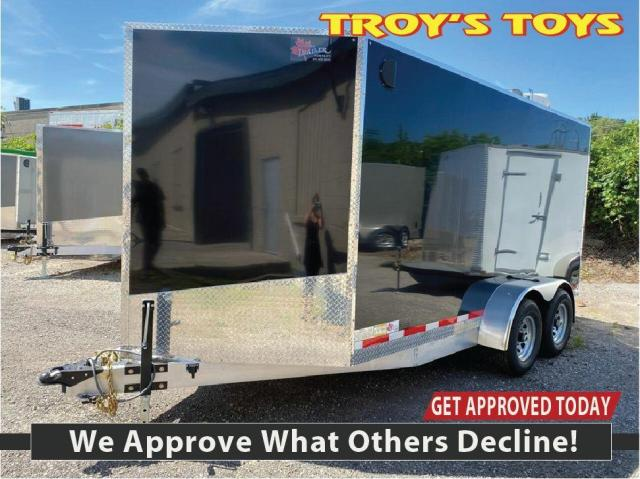 2021 Canadian Trailer Company 7x14 V-Nose Cargo Trailers
