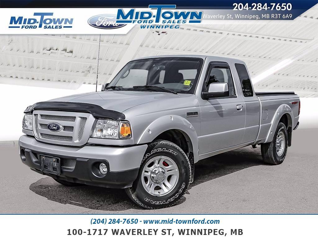 used 2011 ford ranger for sale in winnipeg, manitoba carpages.ca
