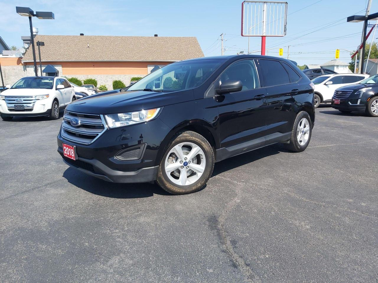used 2018 ford edge se for sale in cornwall, ontario carpages.ca