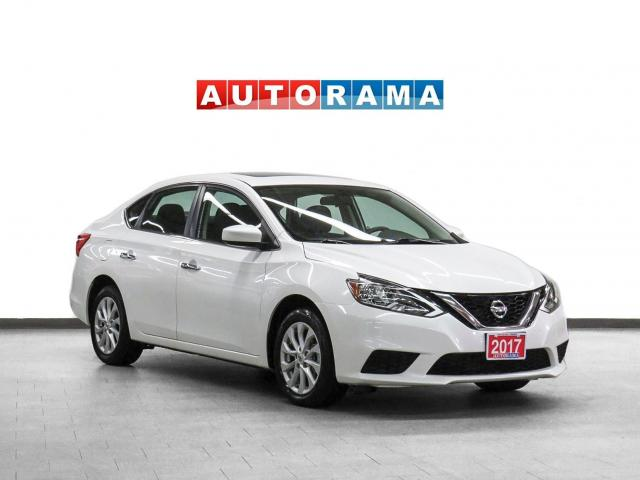 2017 Nissan Sentra SV Sunroof Backup Camera