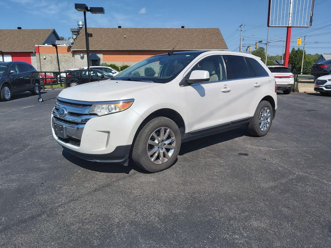 used 2011 ford edge limited for sale in cornwall, ontario carpages.ca