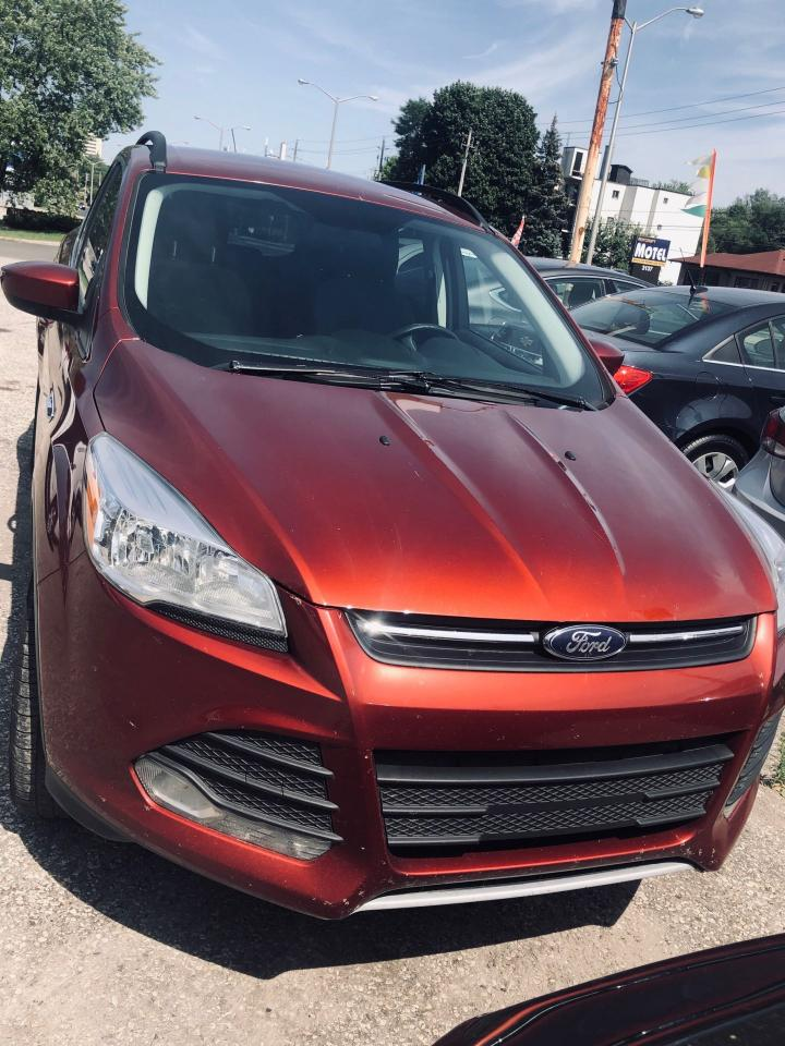 used 2016 ford escape certified ,se for sale in scarborough, ontario carpages.ca