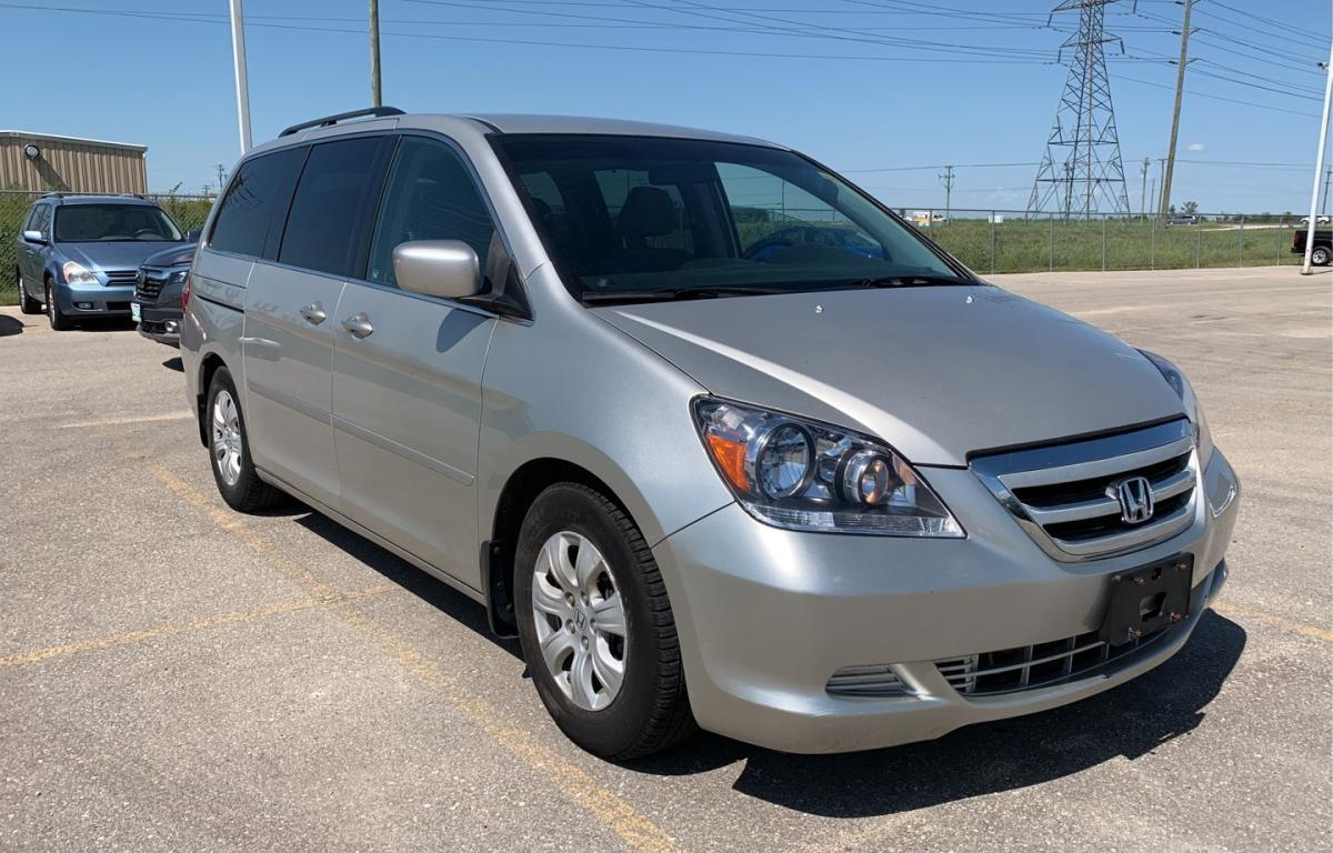 used 2006 honda odyssey ex for sale in winnipeg, manitoba carpages.ca