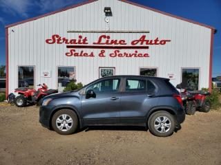 Used 2013 Chevrolet Trax LS for sale in North Battleford, SK