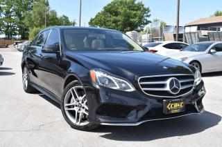 Used 2014 Mercedes-Benz E-Class E 550 - NO ACCIDENTS for sale in Oakville, ON