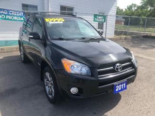 Used 2011 Toyota RAV4 Sport for sale in St Catharines, ON