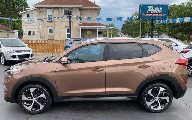 2016 Hyundai Tucson 1.6 Premium AWD