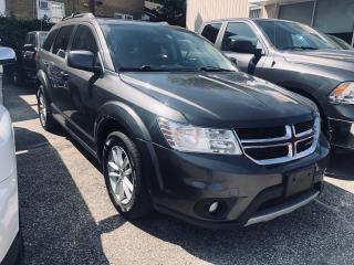 Used 2015 Dodge Journey ,7pass,Certified ,dvd,SXT for sale in Scarborough, ON