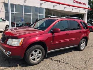 Used 2006 Pontiac Torrent AWD *JAMAIS ACCIDENTE* for sale in Donnacona, QC