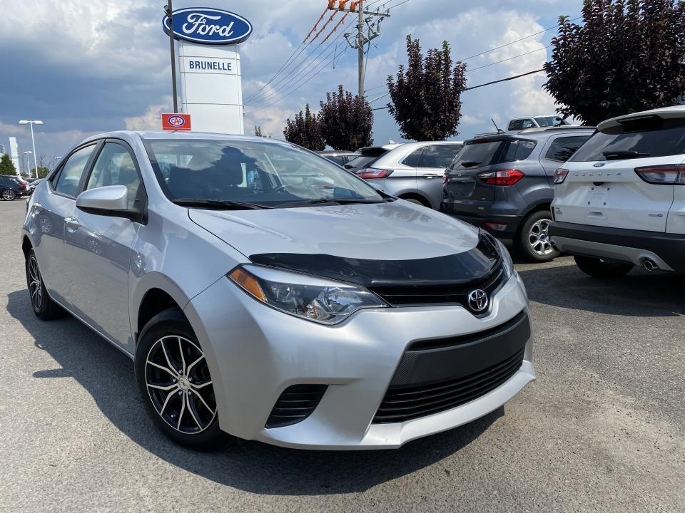 used 2015 toyota corolla ce for sale in st-eustache, quebec carpages.ca