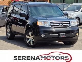Used 2012 Honda Pilot TOURING | TOP OF THE LINE | TIMING BELT KIT DONE | for sale in Mississauga, ON