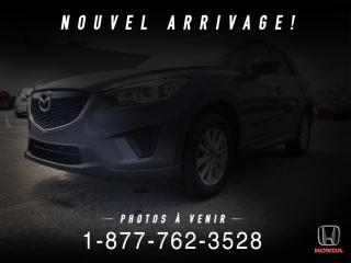 Used 2013 Mazda CX-5 GX + AWD + CAMERA + MAGS + WOW! for sale in St-Basile-le-Grand, QC