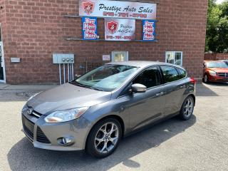 Used 2013 Ford Focus SE/2L/ONE OWNER/NO ACCIDENT/SAFETY+WARRANTY INCLUD for sale in Cambridge, ON