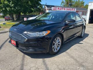Used 2017 Ford Fusion Automatic/Bluetooth/Htd Seats/Bckup Camera for sale in Scarborough, ON