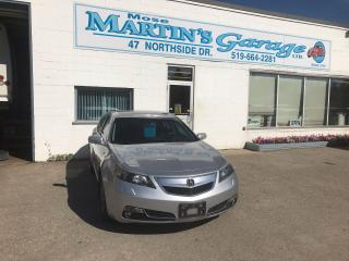 Used 2014 Acura TL w/Tech Pkg for sale in St. Jacobs, ON