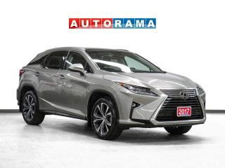 Used 2017 Lexus RX 350 AWD Navigation Leather Sunroof Backup Camera for sale in Toronto, ON