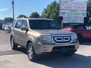 Used 2011 Honda Pilot Touring for sale in Komoka, ON