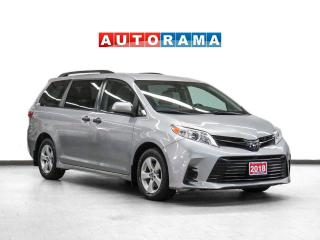 Used 2018 Toyota Sienna BACKUP CAMERA 7 PASSENGER for sale in Toronto, ON