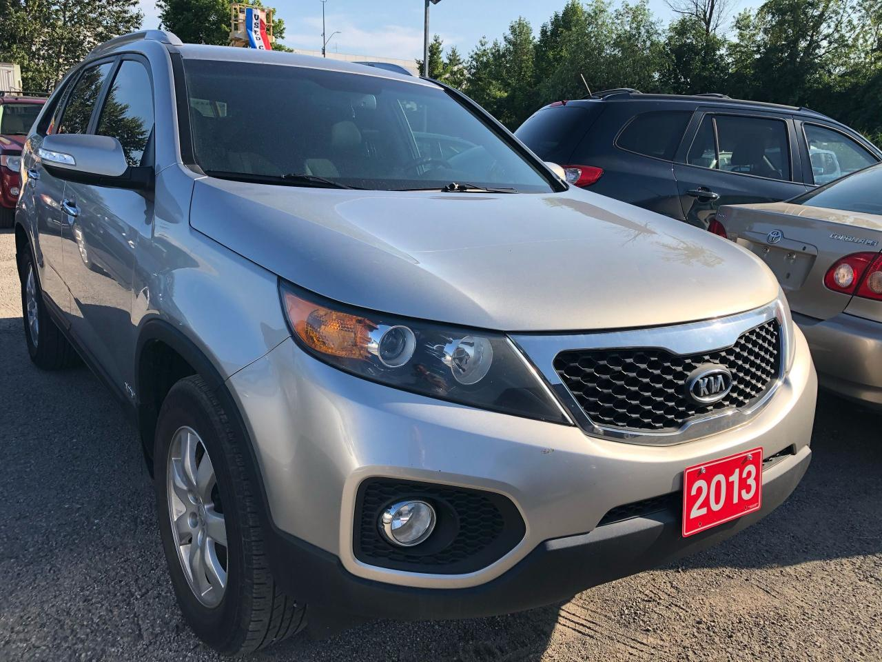 used 2013 kia sorento lx for sale in pickering, ontario carpages.ca