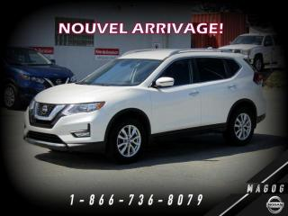 Used 2019 Nissan Rogue SV 2RM + BLUETOOTH + CAMÉRA + GARANTIE + for sale in Magog, QC