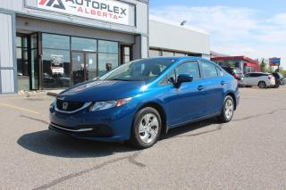 Used 2014 Honda Civic LX for sale in Calgary, AB