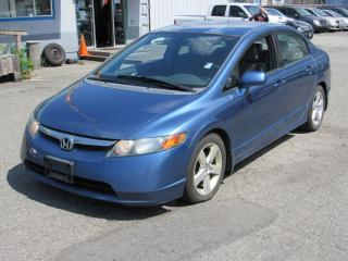 Used 2008 Honda Civic LX for sale in Vancouver, BC
