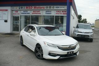 Used 2016 Honda Accord Touring  ONE OWNER for sale in Toronto, ON