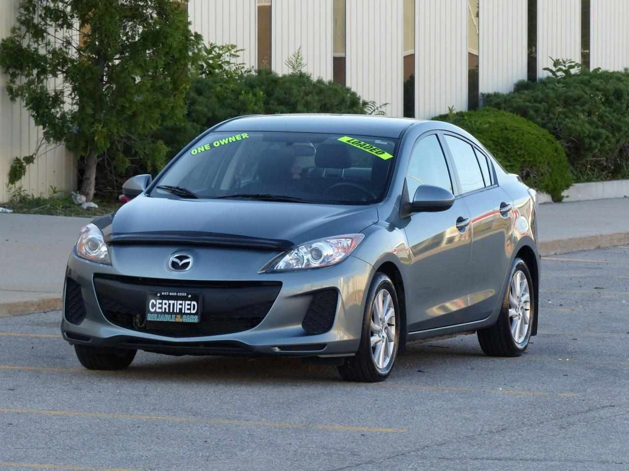 used 2012 mazda mazda3 gs,loaded,bluetooth,1-owner,no-accidents,low kms, for sale in mississauga, ontario carpages.ca