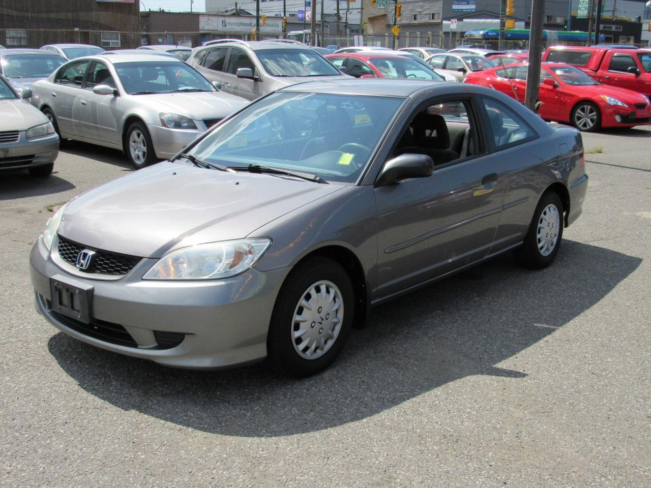used 2005 honda civic dx for sale in vancouver, british columbia carpages.ca