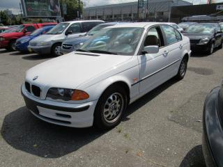 Used 1999 BMW 3 Series 323i for sale in Vancouver, BC