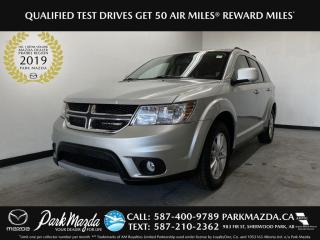 Used 2014 Dodge Journey SXT for sale in Sherwood Park, AB