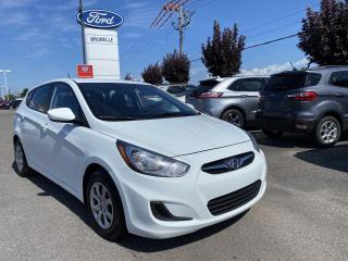 Used 2013 Hyundai Accent GL AUTOMATIQUE for sale in St-Eustache, QC
