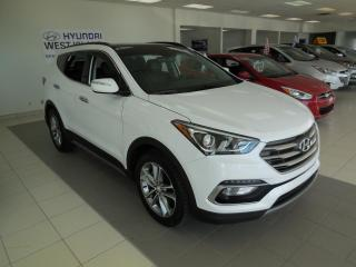 Used 2017 Hyundai Santa Fe Sport 2.0T LIMITED AWD TOIT CUIR NAV CAMÉRA for sale in Dorval, QC