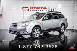 Used 2010 Subaru Outback LIMITED + CUIR + TOIT + AWD + WOW! for sale in St-Basile-le-Grand, QC