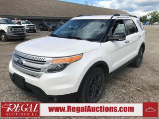 Used 2013 Ford EXPLORER XLT 4D UTILITY V6 AWD 3.5L for sale in Calgary, AB