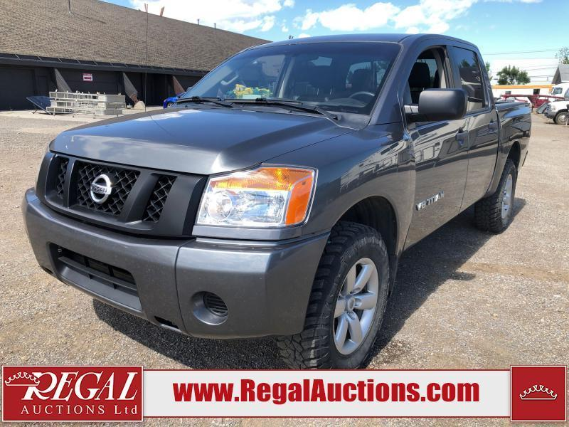 used 2014 nissan titan s crew cab swb 4wd 5.6l for sale in calgary, alberta carpages.ca