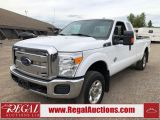 Photo of White 2015 Ford F250 S/D XLT 2D SUPERCAB 4WD