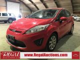 Photo of Red 2012 Ford Fiesta