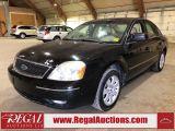Photo of Black 2006 Ford FIVE HUNDRED  4D SEDAN AWD