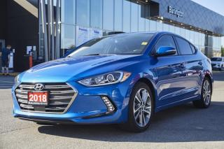 Used 2018 Hyundai Elantra GLS| TEST DRIVE AVAILABLE TODAY| for sale in Burlington, ON