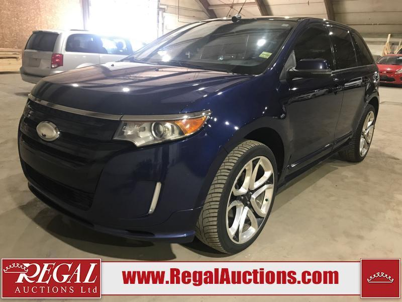 used 2012 ford edge sport 4d utility for sale in calgary, alberta carpages.ca