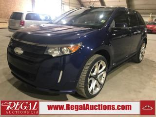Used 2012 Ford Edge Sport 4D Utility for sale in Calgary, AB