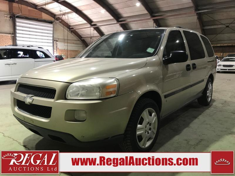 used 2008 chevrolet uplander ls 4d ext wagon for sale in calgary, alberta carpages.ca
